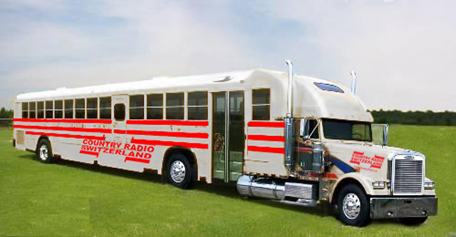 Neuer CRS Radio-Studio Truck?